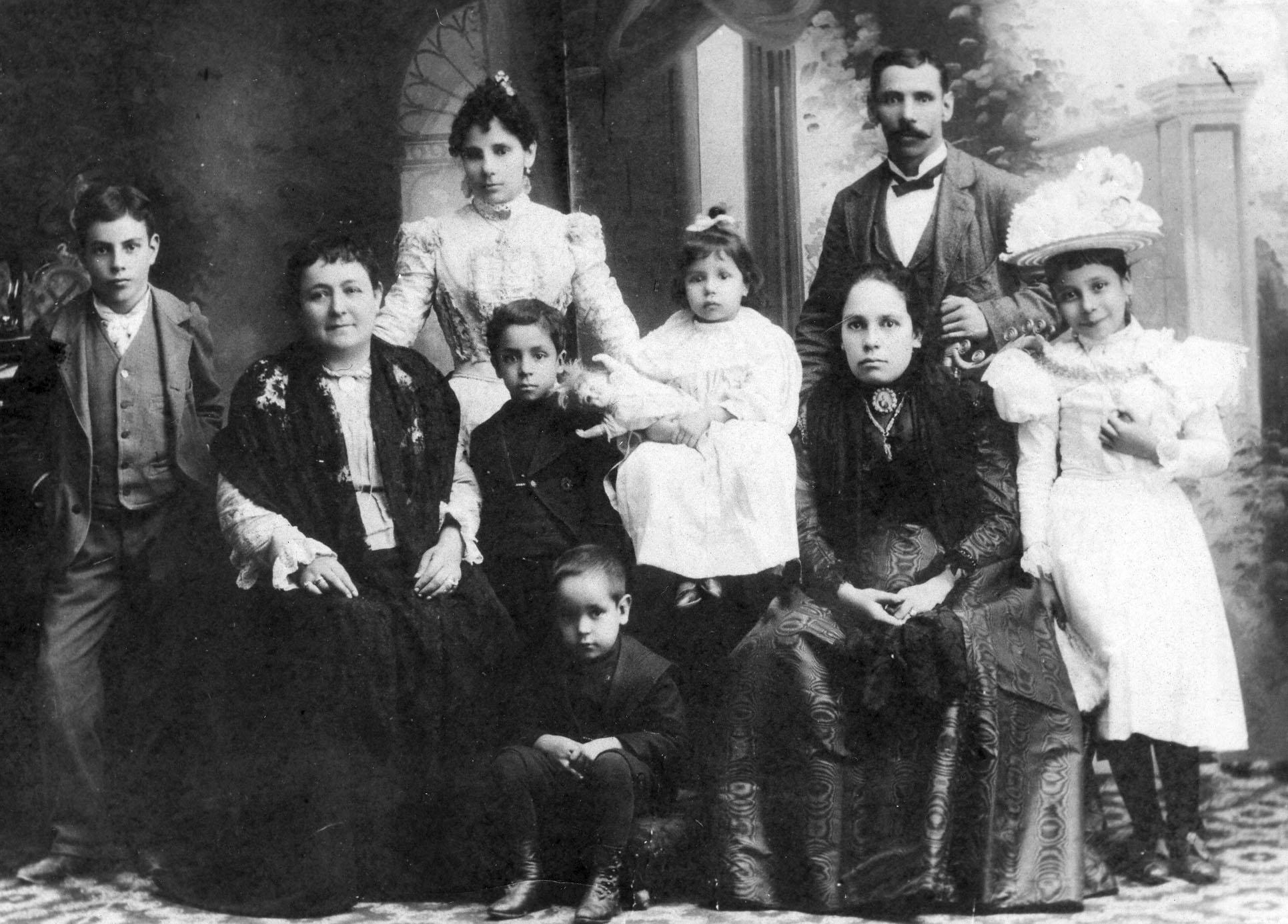 FAMILIA DE AURELIO ATAYDE GUIZAR