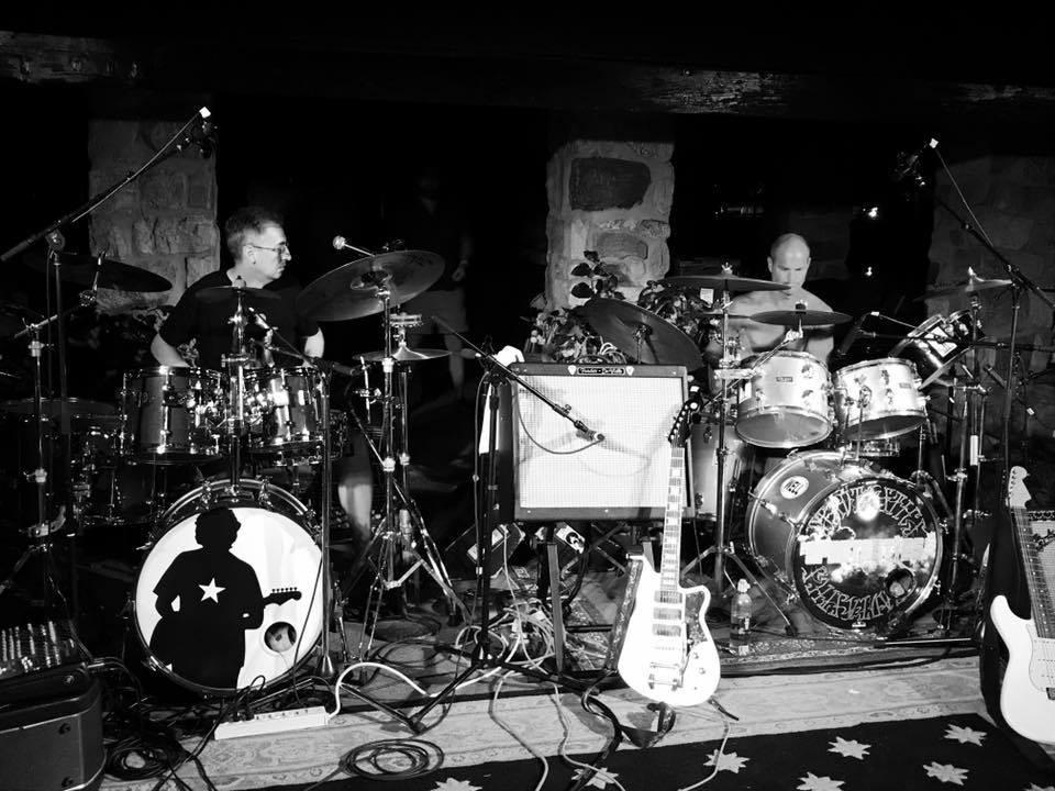 Drums at Tilley Pond