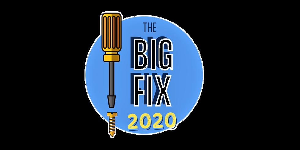 The Big Fix 2020 - Repair Cafe
