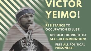 Free Victor Yeimo!