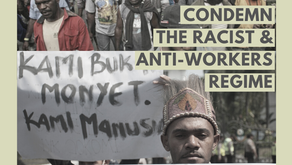 Statement on the 57th Anniversary of Indonesia's Occupation of West Papua