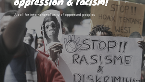 On Our International Unity Against National Oppression and Racism