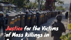 On the Violent Protest Dispersals in Jayapura and Wamena