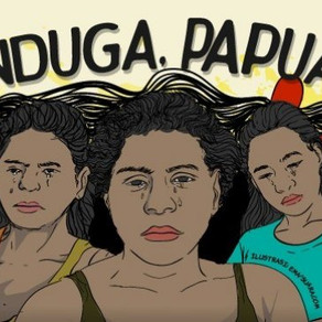 Tears from Nduga Reveal the Tragedy of Rape in Papua