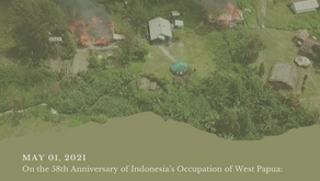 Statement on the 58th Anniversary of Indonesia's Occupation of West Papua