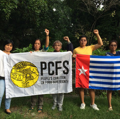 People's Coalition on Food Sovereignty