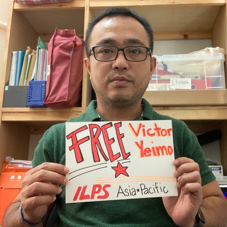 Call for Solidarity Action: Free Victor Yeimo!
