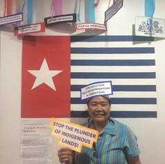 Kakay Tolentino of Bai Indigenous Women Network