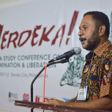 West Papua Struggle for Self-Determination and Liberation