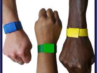 New Lanyard / Wristband Clip