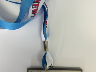 What is a Full Colour Dye-Sublimated Lanyard?