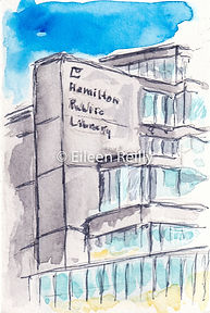 Hamilton Public library Central branch.j