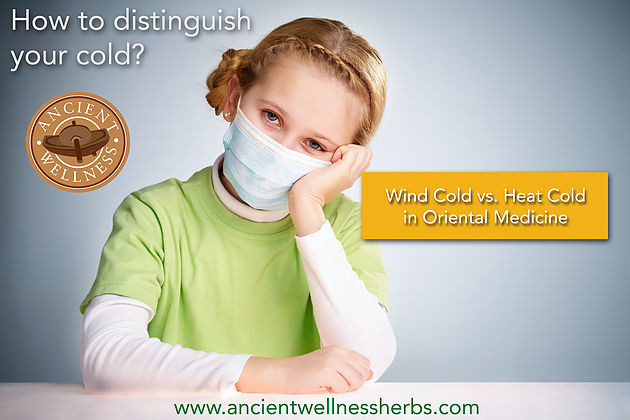 Do you know how to distinguish your cold?