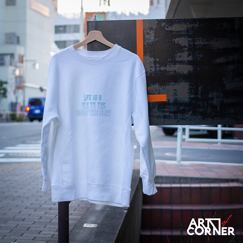 "ARTofCORNER""MOUNTAIN SWEAT SHIRT"""