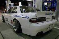 6666 Customs S13 Silvia Trunk Wing