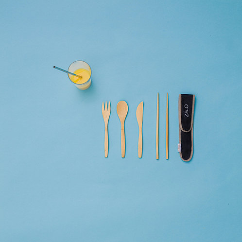 Bundle: Straw & Utensils