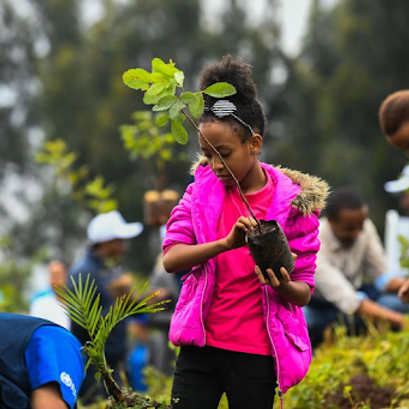 Earth Day 2020 Day of Planting