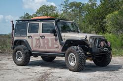 Jeep Wrangler JKU ARB