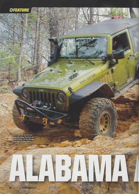 Alabama Trail Action