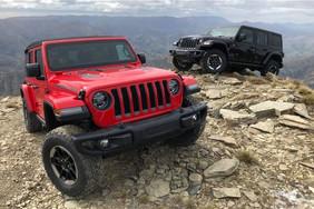 New Generation Jeep Wrangler JL Reveal