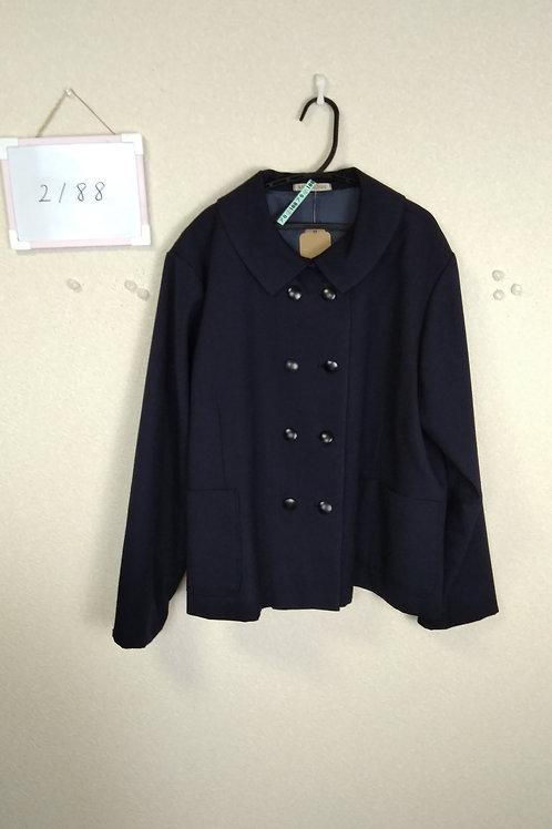 松山東高 女子 制服上 165A