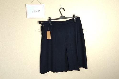 松山中央高 女子 冬スカート 90-60