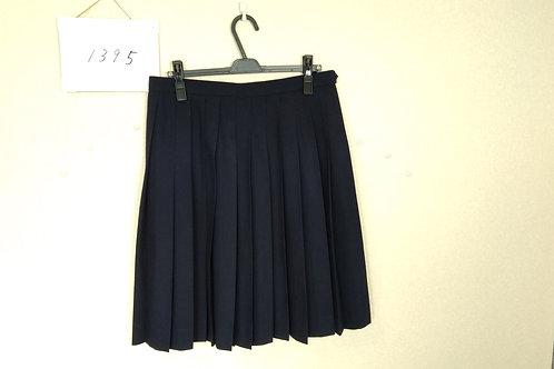 久米中 女子 夏スカート 78-57