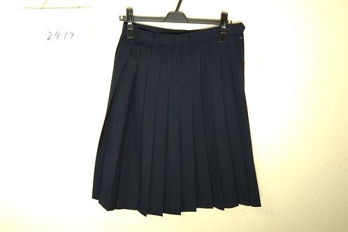標準中 女子 冬スカート 66-57