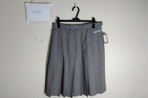 北条高 女子 冬スカート w75-60