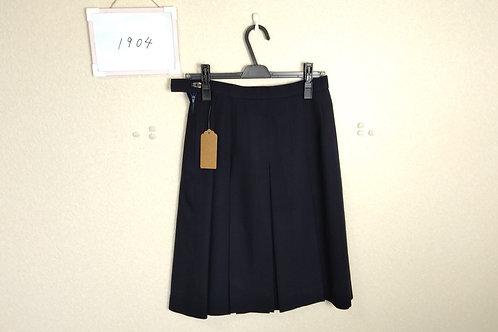 松山中央高 女子 冬スカート w69-57