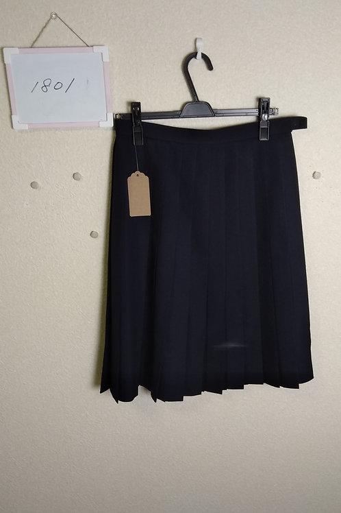 松山西中 女子 冬スカート 67-62
