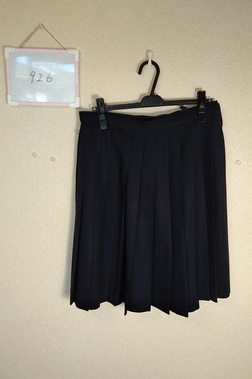 標準高 女子 冬スカート w75-57