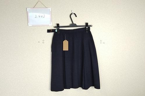 松山西中 女子 夏スカート 63-57