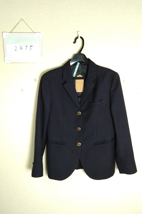 松山聖陵高 女子 制服上 9R