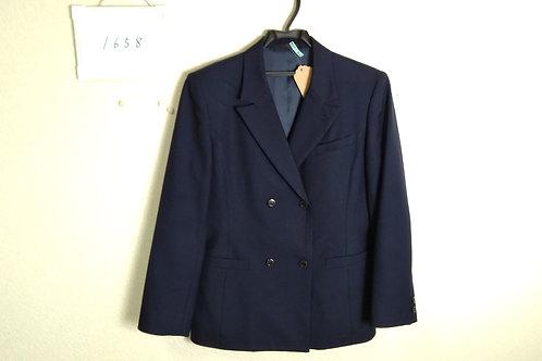 松山商業高 女子 制服上 165A