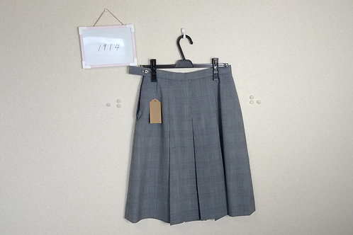 松山中央高 女子 夏スカート w69-57