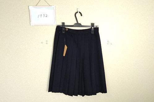 標準高 女子 冬スカート w66-54