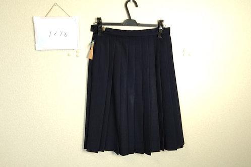 標準高 女子 冬スカート 69-57