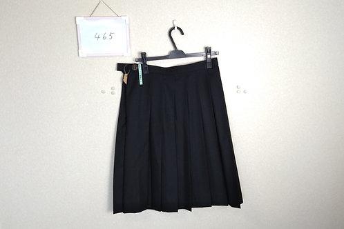 愛大附属高 女子 冬スカート 72-59