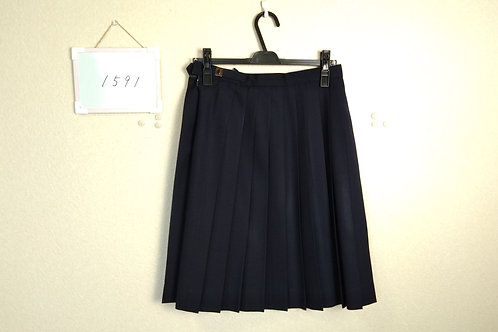 標準高 女子 冬スカート 66-54
