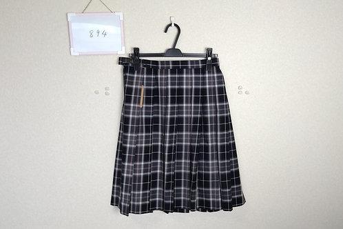 松山聖陵高 女子 冬スカート 69-57