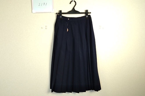 標準高 女子 冬スカート 68-72