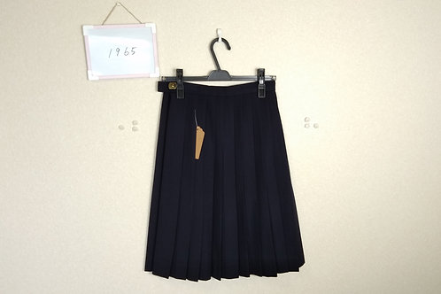 標準高 女子 冬スカート w63-57