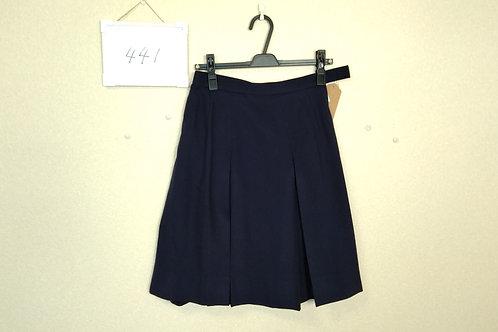 勝山中 女子 夏スカート 66-54