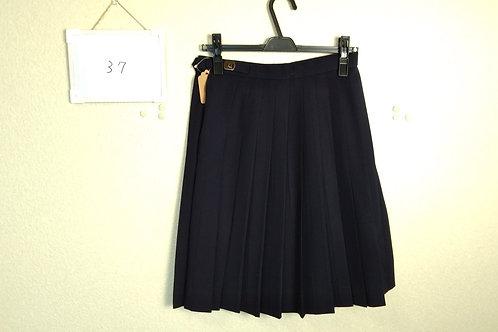 標準高 女子 冬スカート 66-57