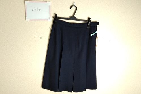 松山中央高 女子 冬スカート w72-60