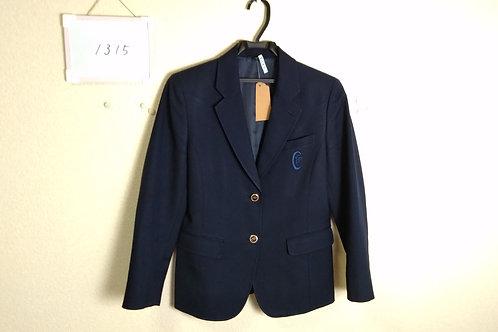 松山中央高 女子 制服上 160A