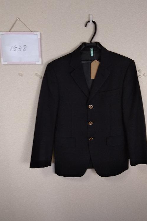 松山聖陵高 男子 制服上 160A