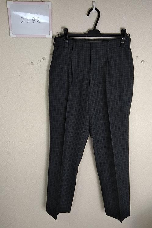 松山聖陵高 男子 夏ズボン 73-75(10)