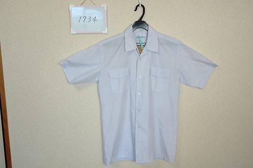 松山西中 男子 半袖シャツ 175